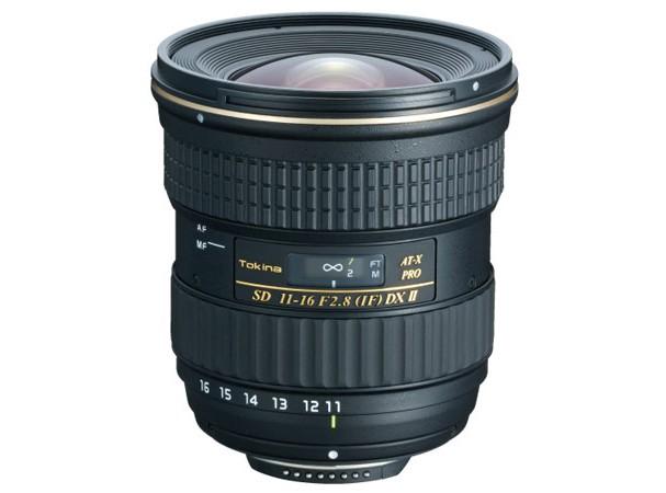 Купить -  Tokina AT-X 11-16mm f/2.8 PRO DX II (Canon)