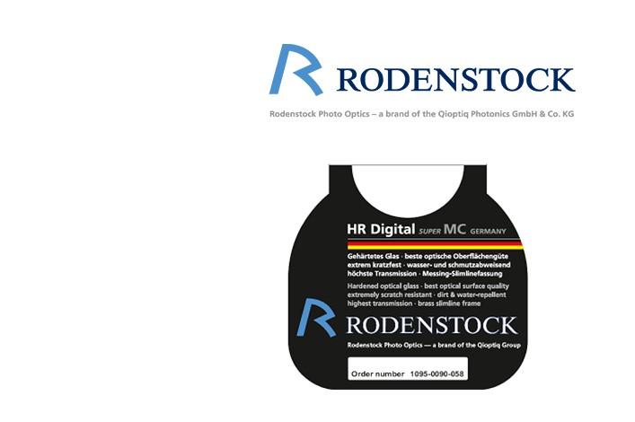 Купить -  RODENSTOCK нейтрально серый светофильтр HR Digital ND Filter 2x M52