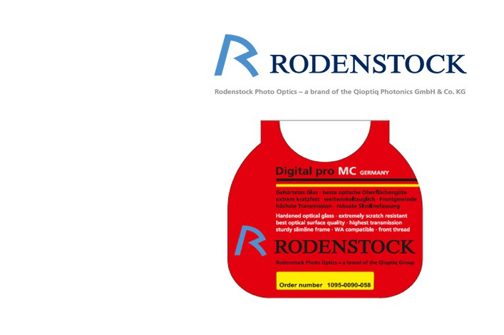Купить -  RODENSTOCK нейтрально серый светофильтр Vario ND Filter M52