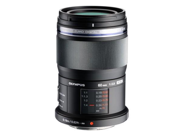 Купить -  OLYMPUS M.ZUIKO DIGITAL ED 60mm 1:2.8 Macro (Официальная гарантия)
