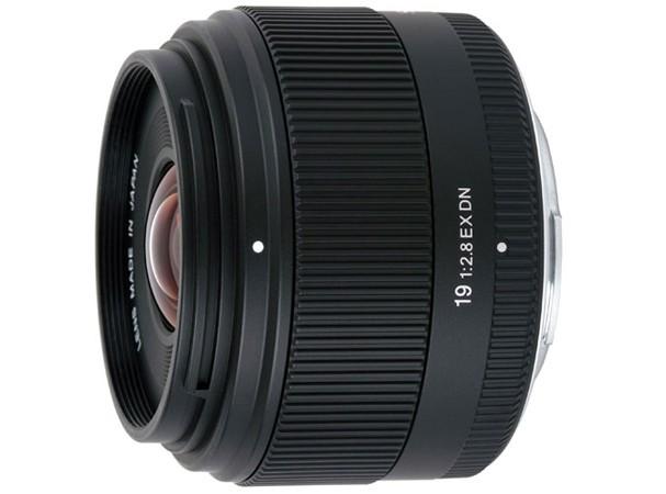 Купить -  Sigma AF 19mm f/2.8 EX DN