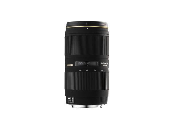 Купить -  Sigma AF 50-150mm F2.8 APO EX DC HSM