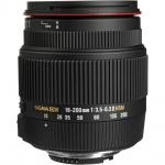 Фото - Sigma Sigma AF 18-200mm F3.5-6.3 DC II OS for Nikon