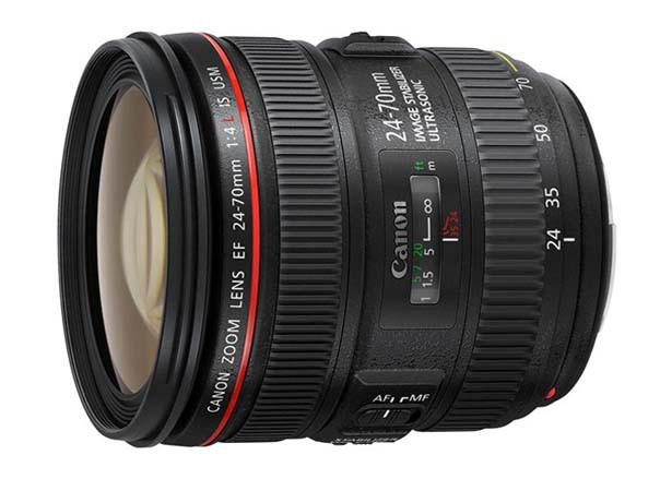 Купить -  Canon EF 24-70mm f/4L IS USM (Официальная гарантия)