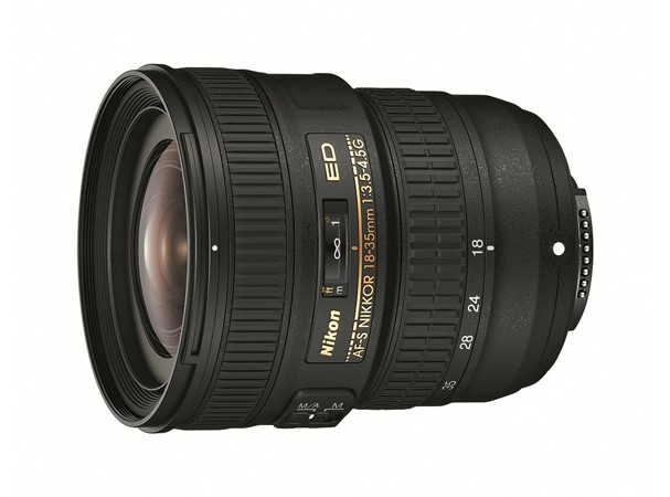Купить -  Nikon AF-S NIKKOR 18–35mm f/3.5–4.5G ED