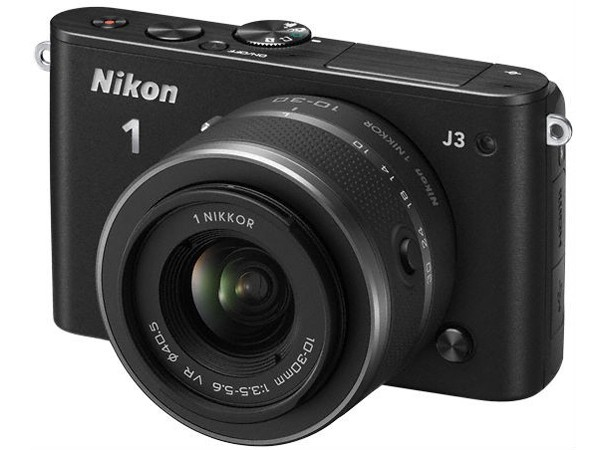 Купить - Nikon Nikon 1 J3 kit (10-30 mm VR) Black