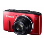 Фото -  Canon PowerShot SX280 HS  Red