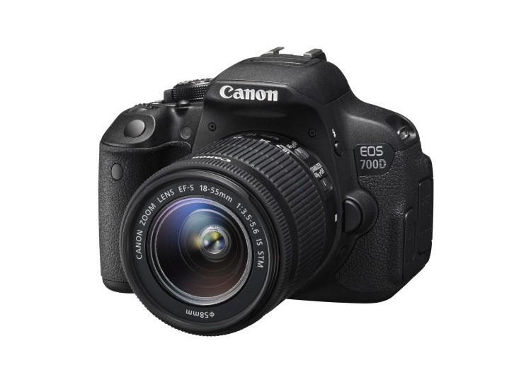 Купить -  Canon EOS 700D + объектив 18-55mm f/3.5-5.6 IS STM (Kit) Официальная гарантия!