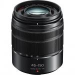 Фото - Panasonic Panasonic Lumix G 45-150mm F4-5.6 ASPH Mega OIS (H-FS45150E-K)