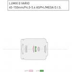 Фото Panasonic Panasonic Lumix G 45-150mm F4-5.6 ASPH Mega OIS (H-FS45150E-K)