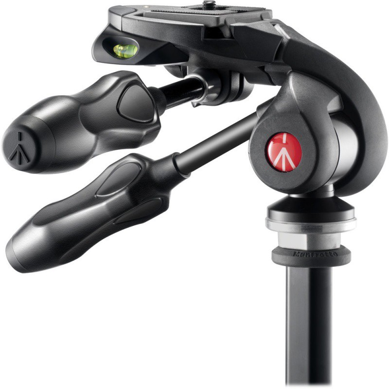 Купить -  Голова 3-way photo head with compact foldable handles Manfrotto (MH293D3-Q2)