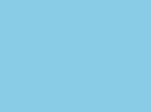 Купить -  Бумажный фон BD 1,35х11,0м - Синий(Cortez blue) 17352