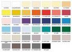 Фото  Бумажный фон BD 2,72х11,0м - Сине-фиолетовый(Photo BLUE) 136BDCW