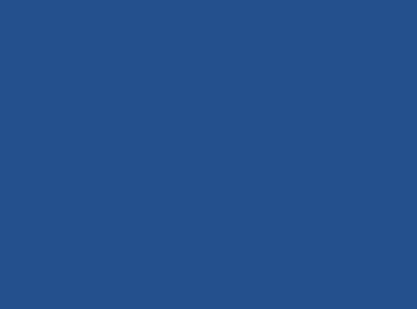 Купить -  Бумажный фон BD 2,72х11,0м - Синий(Regatta BLUE) 125BDCW