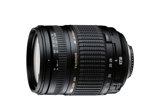 Купить -  TAMRON AF 28-300mm F/3,5-6,3 XR Di VC LD Asp. (IF) Macro для Canon