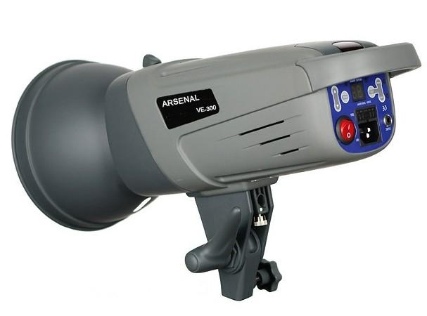 Купить -  Вспышка Arsenal ARS-300-VE