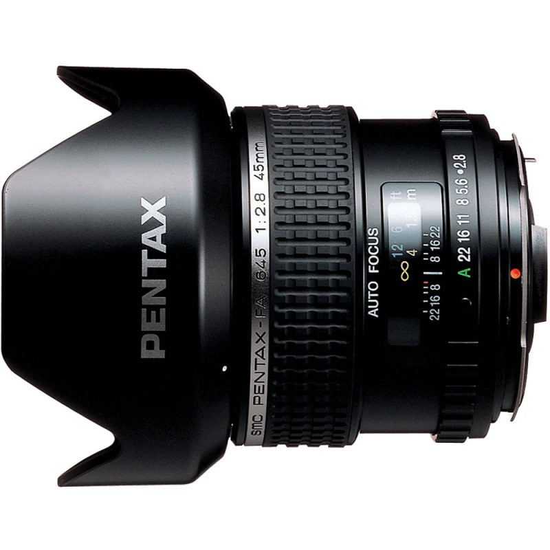 Купить -  Pentax SMC FA 645 45mm f/2.8