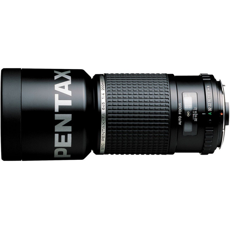Купить -  Pentax SMC FA 645 200mm f/4 [IF]