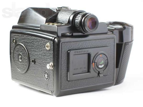 Купить -  Большой наглазник для камер 645