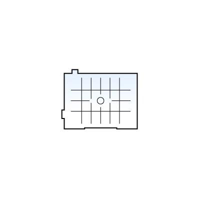 Купить -  Фокусировочный экран DK-80 для 645D (с сеткой золотого сечения)