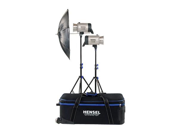"""Купить -  Студийный комплект Hensel INTEGRA Plus Kit """"Basic"""" 50200"""