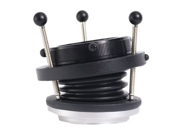 Купить -  Объектив Lensbaby Control Freak Canon EF + подарок Micro-fiber