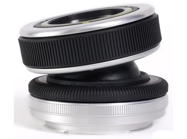 Купить -  Объектив Lensbaby Composer Canon EF+ подарок Micro-fiber