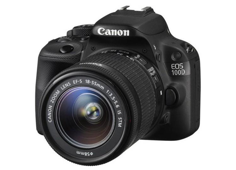 Купить -  Canon EOS 100D kit + объектив 18-55 DC III (Kit) Официальная гарантия!