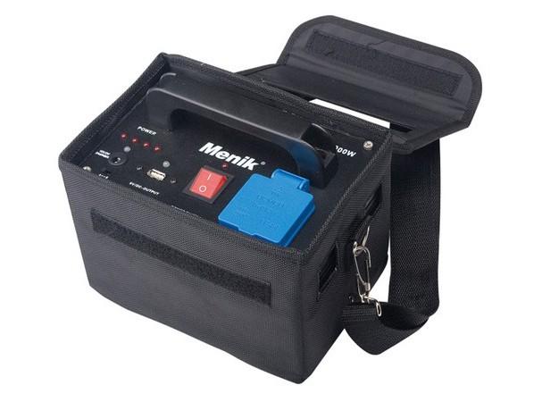 Купить -  Студийный аккумулятор Travel-Pack Menik WF-1