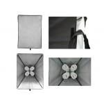 Фото -  Комплект Постоянный  флуорисцентный светMenik Video SS-19 (софтбокс 60*60см 4лампы *40W)