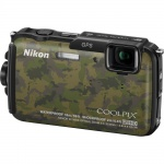 Фото Nikon Nikon COOLPIX AW110 Camouflage