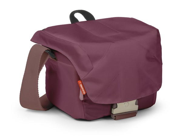 Купить -  Сумка Manfrotto BELLA III SHOUL. BAG PLUM WINE (MB SSB-3PW)