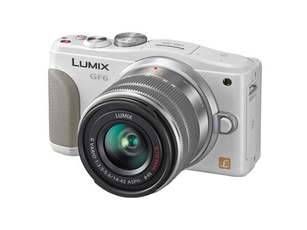 Купить -  Panasonic DMC-GF6 Kit 14-42mm White (DMC-GF6KEE-W)