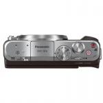 Фото Panasonic Panasonic DMC-GF6 Kit 14-42mm Brown (DMC-GF6KEE9T)