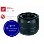 Фото -  Carl Zeiss ZEISS Touit 1.8/32 X - автофокусный объектив с байонетом Fujifilm X-mount + светофильтр Carl Zeiss T* UV Filter 52 mm в подарок!!!