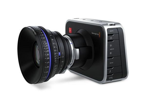 Купить -  Blackmagic Cinema Camera EF
