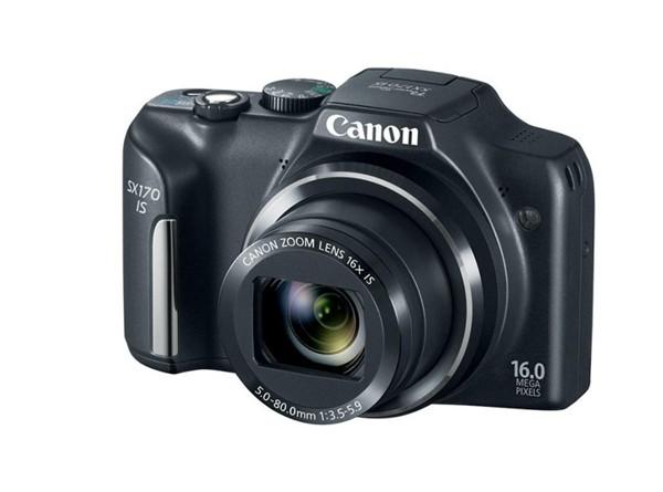 Купить -  Canon PowerShot SX170 IS
