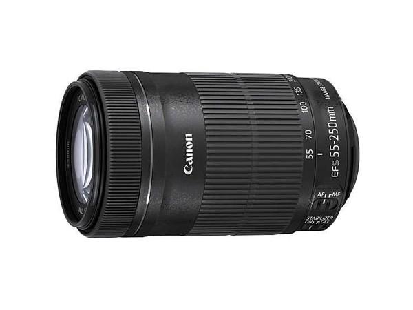 Купить -  Canon EF-S 55-250mm f/4-5.6 IS STM