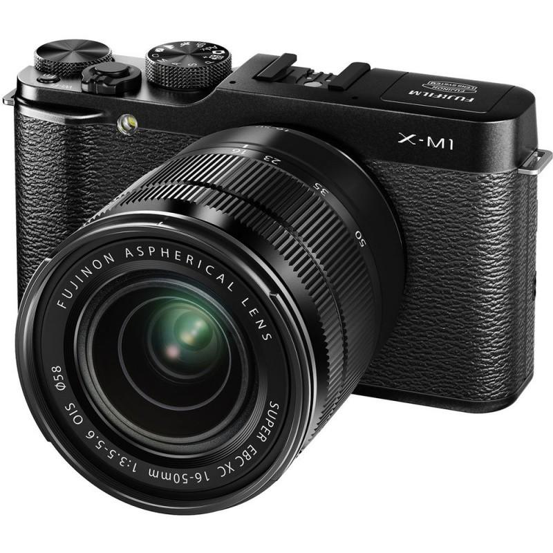 Купить - Fujifilm Fujifilm X-M1 + 16-50mm F3.5-5.6