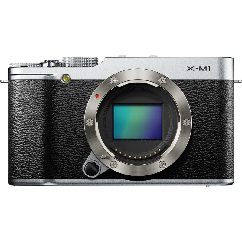 Купить - Fujifilm Fujifilm X-M1 body Silver