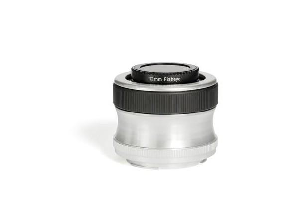 Купить -   Lensbaby Scout 12mm F4.0 for Nikon F