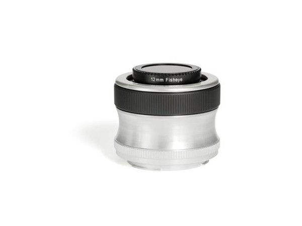 Купить -   Lensbaby Scout 12mm F4.0 for Canon EF
