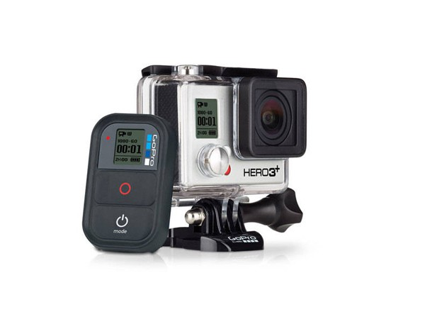 Купить -  GoPro HD HERO3 Plus Black Edition