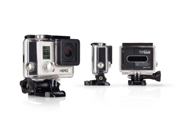 Купить -  GoPro HD HERO3 Plus Silver Edition
