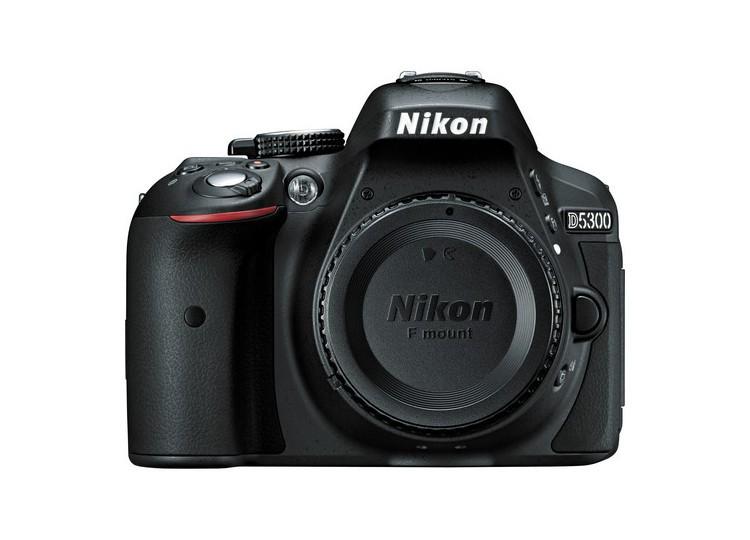 Купить - Nikon Nikon D5300 (Body) Официальная гарантия!