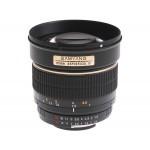 Фото -  Samyang 85mm f/1.4 for Samsung NX