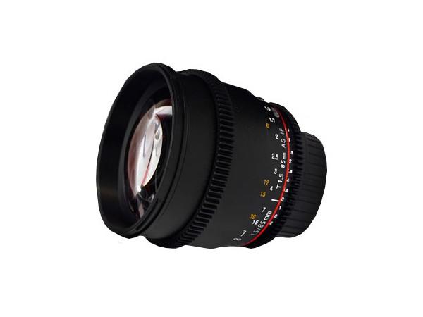 Купить -  Samyang 85mm T1.5 AS IF UMC VDSLR Canon EF