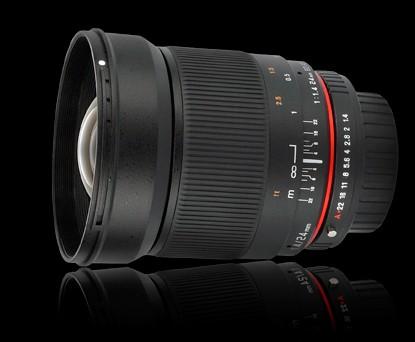 Купить -  Samyang 24mm f/1.4 ED AS UMC Canon