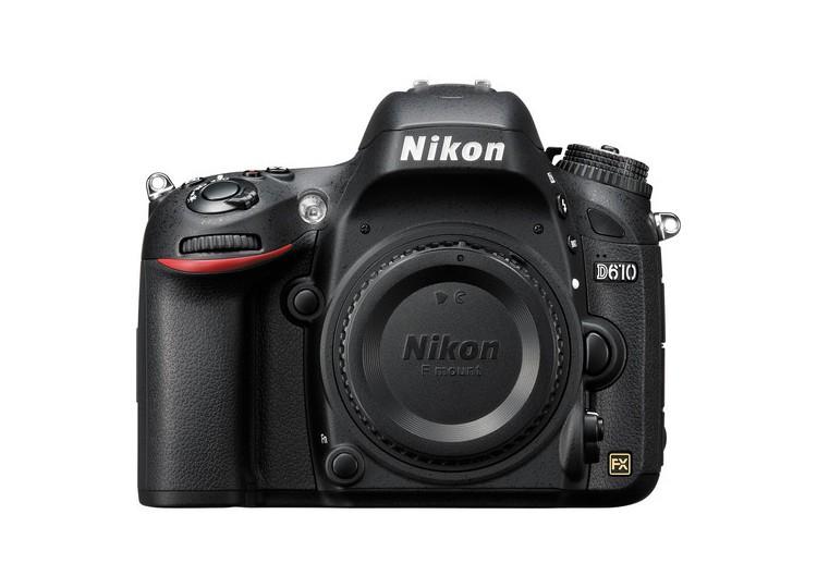Купить - Nikon Nikon D610 (Body) Официальная гарантия