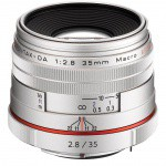 Фото - Pentax HD Pentax DA 35mm f/2.8 Maсro Limited Silver (Официальная гарантия)